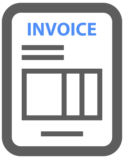 Image result for billing invoice icon